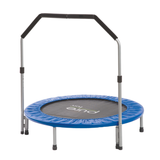 "Pure Fun 40"" Mini Rebounder Trampoline with Handrail 2 