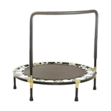 "Pure Fun 40"" Mini Rebounder Trampoline with Handrail 5 