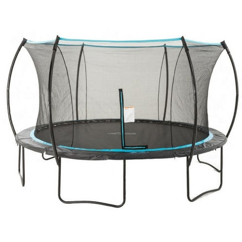 SkyBound Cirrus 14FT Large Trampoline with Full Safety Enclosure Net 1 | The Trampoline Shop