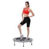 "Sunny Health & Fitness 36"" Individual Foldable Exercise Trampoline"