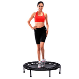 "Sunny Health & Fitness 40"" Individual Foldable Exercise Trampoline"