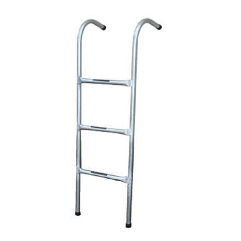 "Texas Trampoline® 3 Step Ladder 36"" - The Trampoline Shop"