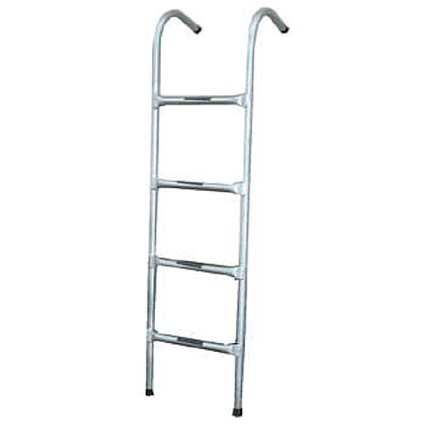 "Texas Trampoline® 4 Step Ladder 44"" - The Trampoline Shop"