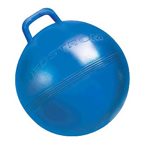 "Texas Trampoline® Hedstrom Blue Hoppy Ball 44"" - The Trampoline Shop"