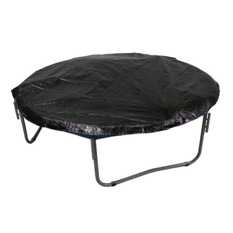 Economy Trampoline Weather Protection Covers for Round Trampolines in Black 1 | The Trampoline Shop