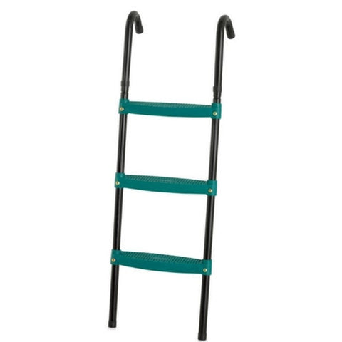 "Upper Bounce 40"" Trampoline 3-Step Foldable Green Ladder 1 
