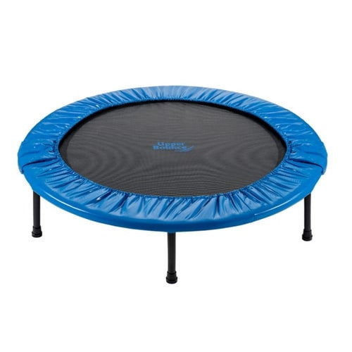 Upper Bounce Mini Foldable Rebounder Fitness Trampoline 1 | The Trampoline Shop