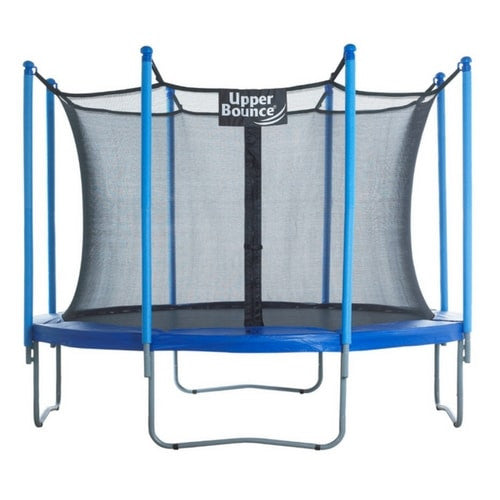 Upper Bounce Round Trampoline With Full Safety Enclosure Net 1 | The Trampoline Shop