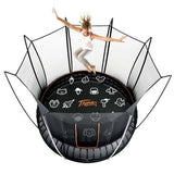 Vuly Thunder Trampoline Large with Safety Enclosure Net 2 | The Trampoline Shop