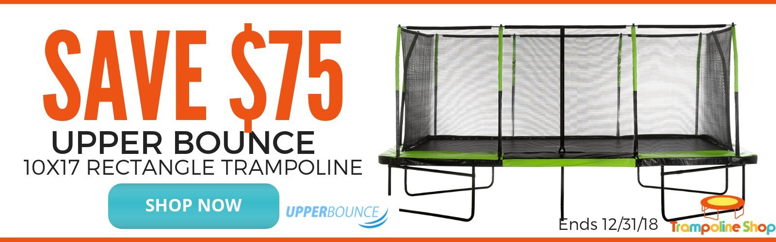 UPPER BOUNCE PROMOTIONS | THE TRAMPOLINE SHOP