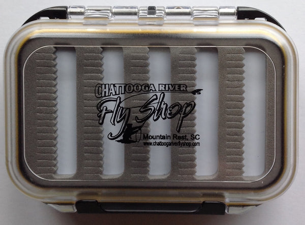 VEST Fly Box Double Sided Waterproof