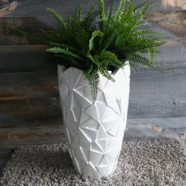"AUTUMN PLANTER (19"") - www.zenbetterliving.com"