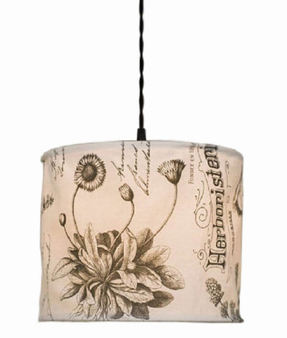 BOTANICAL PENDANT LAMP