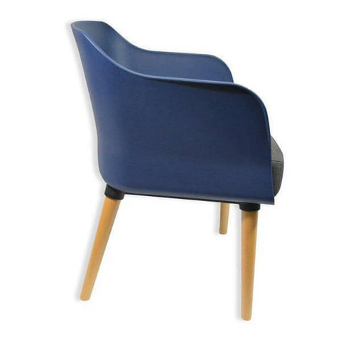 AMARANTO BLUE CHAIR
