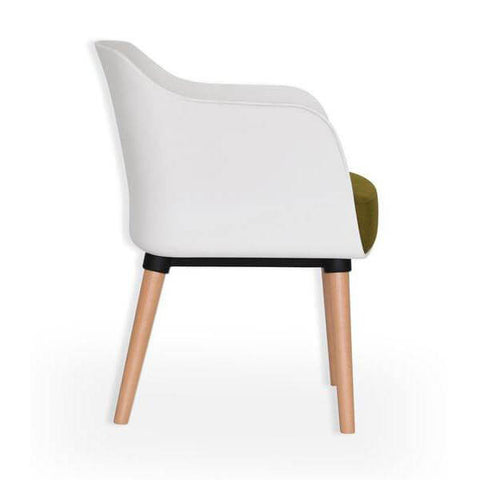 AMARANTO WHITE CHAIR