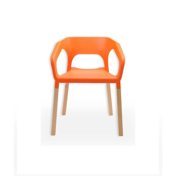 symphony orange chair – zen better living