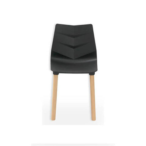 FOLIAGE BLACK CHAIR