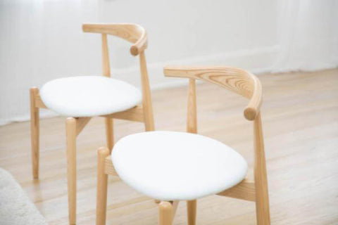 SIMPLE NATURAL CHAIR