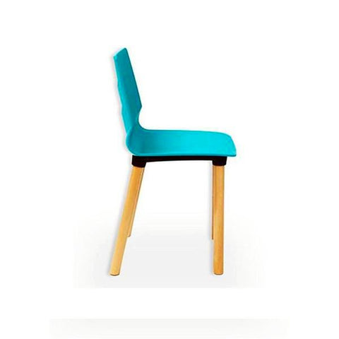 FOLIAGE TURQUOISE  CHAIR
