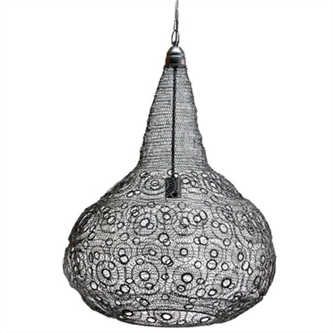 WIRE CRAFTED PENDANT LAMP