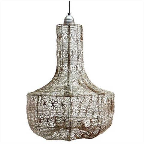 WIRE ILLISTRIOUS PENDANT LAMP