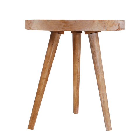 GRACEFUL WOODEN TRAY TABLE