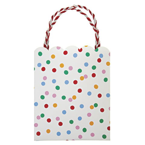 Toot Sweet Spotty Party Bag - Meri Meri