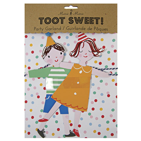 Toot Sweet Children's Garland - Meri Meri