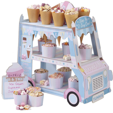 Ice Cream Van Treat Stand - Talking Tables