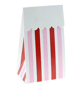 Candy Shop Stripe Party Bag - Lemonade Occasions