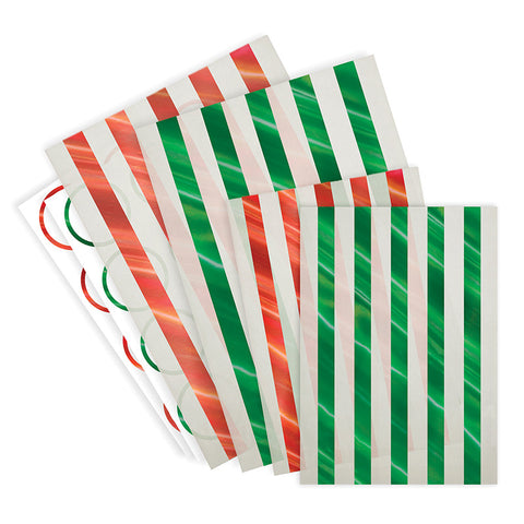 Glassine Striped Treat Bags and Stickers - Lemonade Occasions