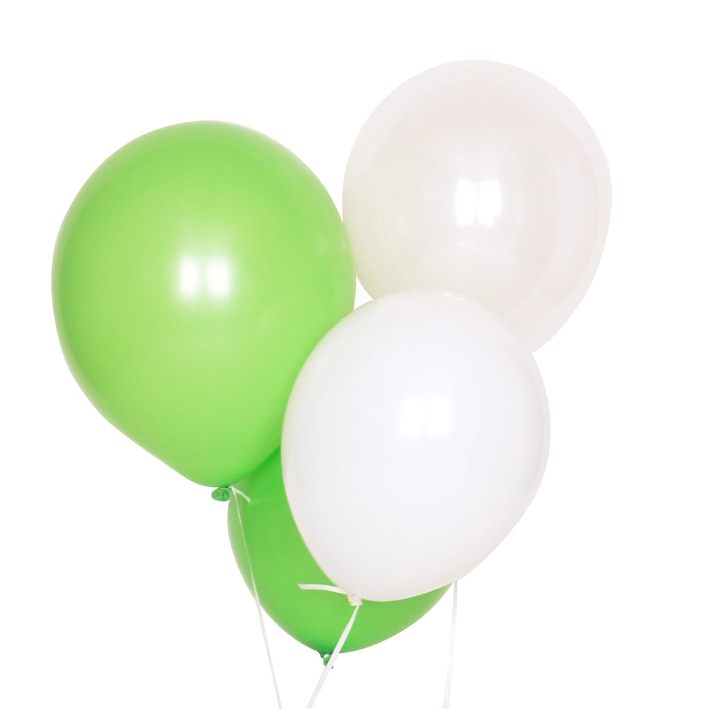 Green Balloon Party Mix - Lemonade Occasions