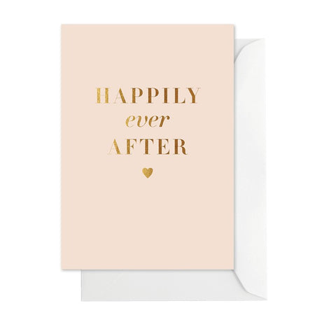 Happily Ever After Greeting Card - Lemonade Occasions