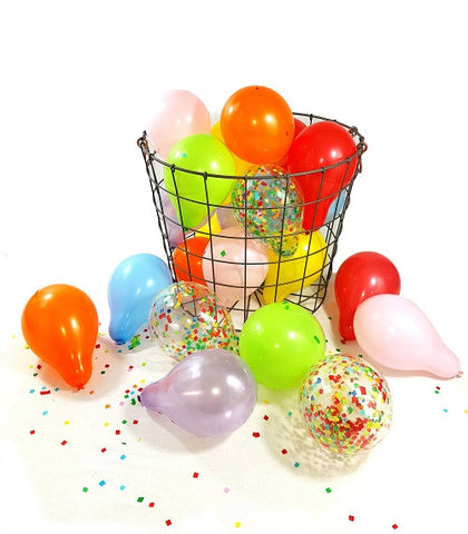 Rainbow Mini Balloon Set - Lemonade Occasions