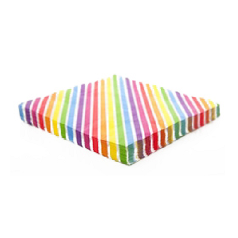 Rainbow Napkins - Lemonade Occasions