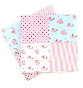 Sweet Floral Napkins - Lemonade Occasions