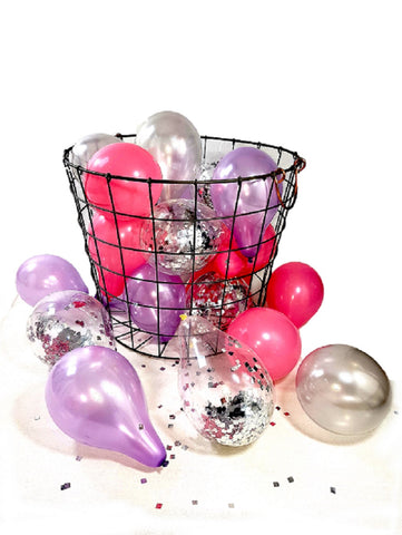 Unicorn Mini Balloon Set - Lemonade Occasions