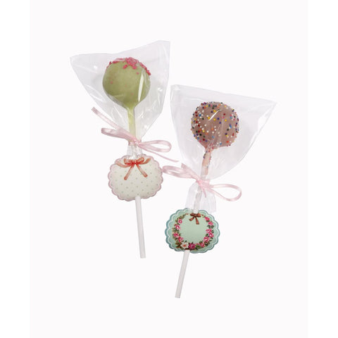 Frills and Frosting Cake Pop Kit - Lemonade Occasions