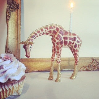 Giraffe Candle Holder - Lemonade Occasions
