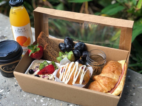 Mother's Day Breakfast Box for 1 with Delivery