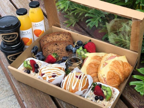Mother's Day Box for 2 with Delivery