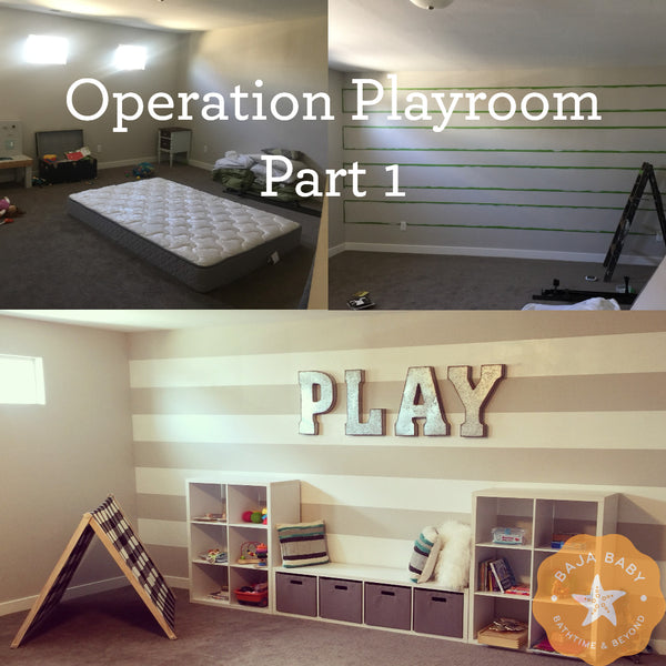 Operation Playroom Part 1