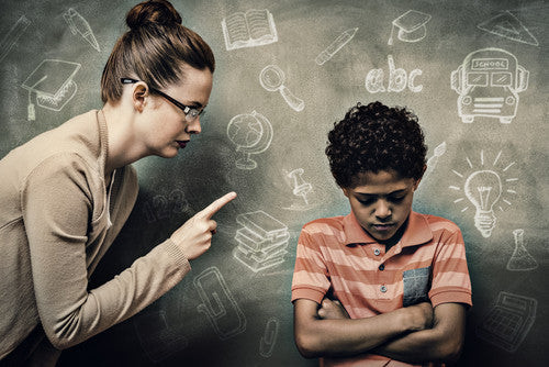 What to Do When Your Child Hates His Teacher
