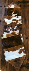 Cowhide Table Runners