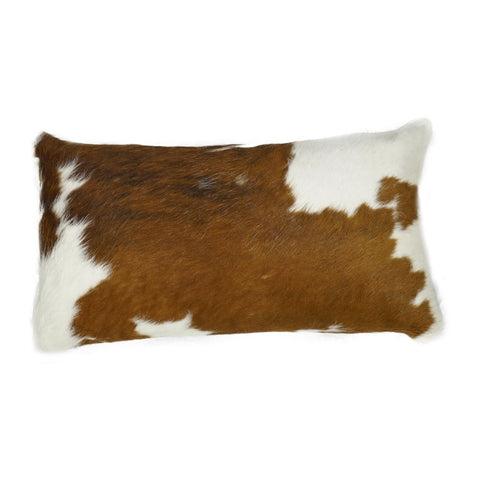 Cowhide Pillow - Lumbar
