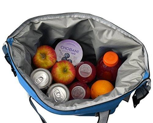 Heavy-Duty Soft Sided Collapsible Cooler Bag -Holds 16 Cans -Lightweight Thermal Cooler - Bayfield Bags