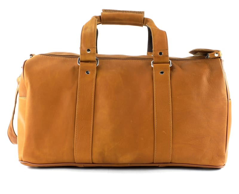 Leather Duffel Bag Mens - Bayfield Bags