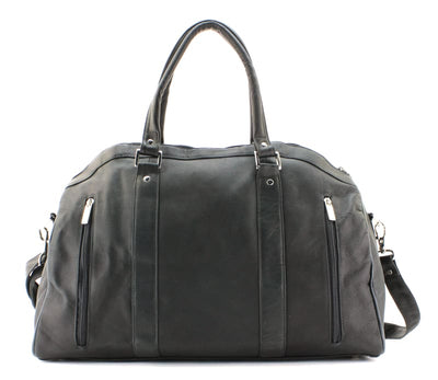 Leather Duffle Bag For Men - Bayfield Bags