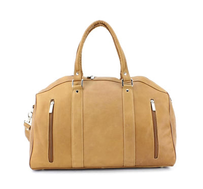 Leather Duffle Bag For Men - Allendales