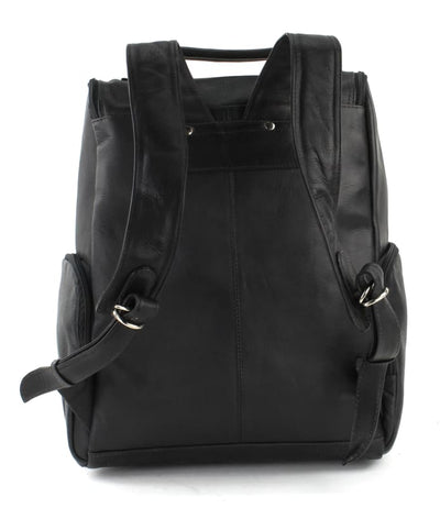 Leather Laptop Backpack - Allendales